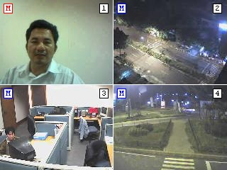 CCTV LIHAT DI HANPHONE